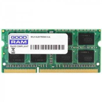Модуль пам'яті для ноутбука SoDIMM DDR4 4GB 2133 MHz GOODRAM (GR2133S464L15S/4G)