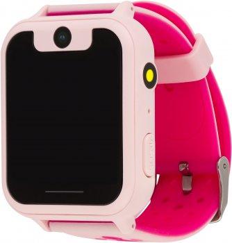 Смарт-годинник Atrix Smart Watch iQ1700 IPS Cam Flash Pink (iQ1700 Pink)