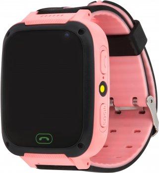 Смарт-годинник Atrix Smart Watch iQ1400 Cam Flash GPS Pink (iQ1400 Pink)