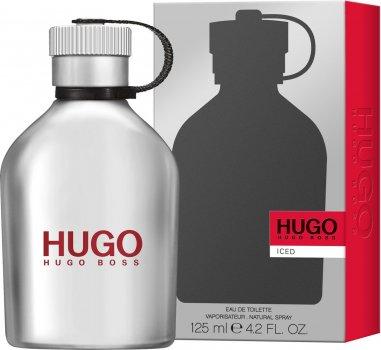 Туалетная вода для мужчин Hugo Boss Hugo Iced 125 мл (8005610262000)
