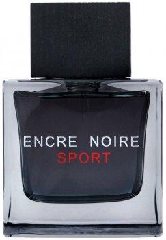 Туалетная вода для мужчин Lalique Encre Noire Sport 100 мл (7640111500902)