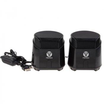 Акустична система Fantech Hellscream GS201 Black (GS201b)
