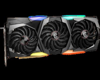 Видеокарта MSI GeForce RTX 2070 SUPER GAMING X TRIO