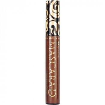 Relouis, ТУШЬ для ресниц, Mascarad коричневая объемная, 12 г (4810438018692)