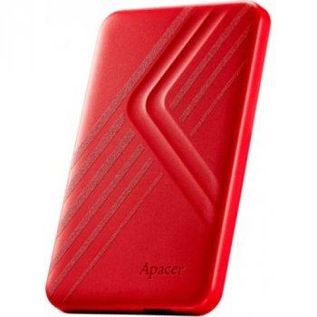 "HDD ext 2.5"" USB 1.0 TB Apacer AC236 Red (AP1TBAC236R-1)"