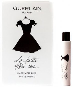 Пробник Парфюмированная вода для женщин Guerlain La Petite Robe Noir 0.7 мл (3346476512690)