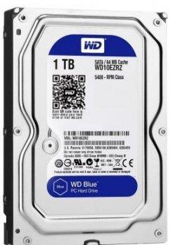 """Жорсткий диск (HDD) Western Digital 3.5"""" 1TB (#WD10EZRZ-FR#)"""