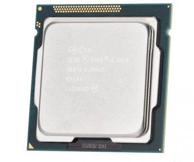 Процесор Intel Core i5-3570 3.4 GHz/5GT/s/6MB s1155 - Б/У