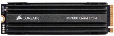 SSD-накопичувач Corsair Force Series MP600 M. 2 2280 PCIe 4.0 x4 3D TLC (CSSD-F500GBMP600) (CSSD-F500GBMP600)