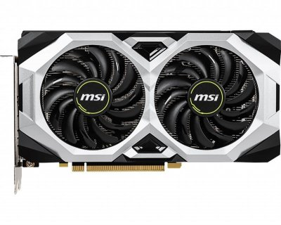 Відеокарта GF RTX 2060 Super 8GB GDDR6 Ventus GP MSI (GeForce RTX 2060 SUPER VENTUS GP)