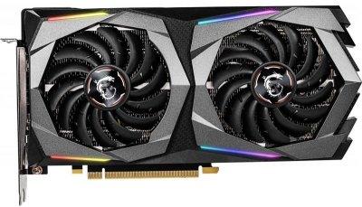 Відеокарта GF RTX 2060 Super 8GB GDDR6 Gaming MSI (GeForce RTX 2060 SUPER GAMING)