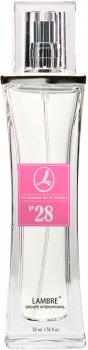 Парфумована вода для жінок Lambre №28 50 мл (3760183761170)