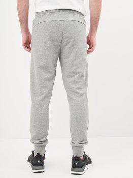 Спортивні штани Puma Ess Logo Pants 58671653 Medium Gray Heather-Cat