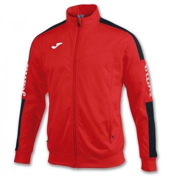 Олімпійка Joma Champion IV 100687.601 колір: червоний/чорний