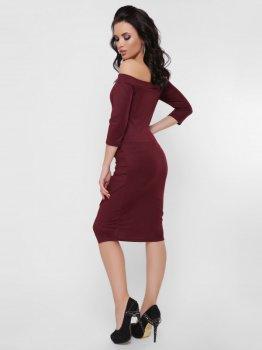 Плаття Fashion Up Lillian PL-1674B Марсала
