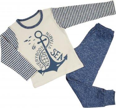 Пижама Кена 207122-07 Синяя