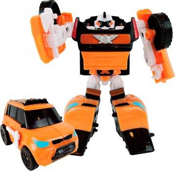 Робот-трансформер Tobot Original S3 mini Adventure X (301044) (8801198010442)