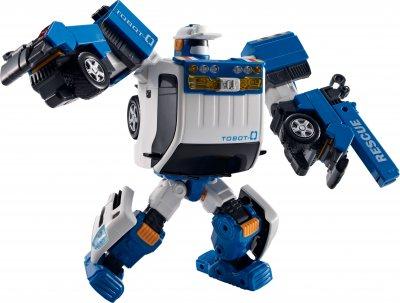 Робот-трансформер Tobot Original S3 Adventure Zero 25 см (301018) (8801198010183)