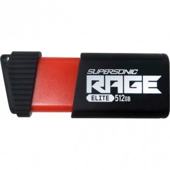 PATRIOT SUPERSONIC RAGE Elite R400 512 GB USB 3.1 (PEF512GSRE3USB) (F00206963)