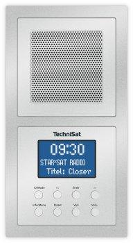 Вбудований радіо TechniSat DIGITRADIO UP 1 сріблясте (0002/3900)