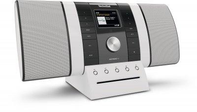 Цифровий радіоприймач TechniSat MULTYRADIO 4.0 чорно-білий (0001/3920)