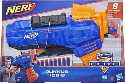 Бластер Hasbro Nerf Элит Руккус (E2654) (5010993543861)