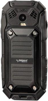 Мобільний телефон Sigma mobile X-treme ST68 Black