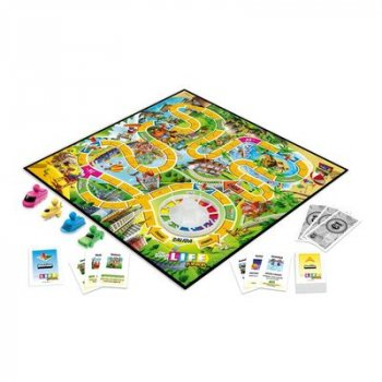 Настільна гра Hasbro Gaming Гра в життя Джуніор (E6678) (10-552649)
