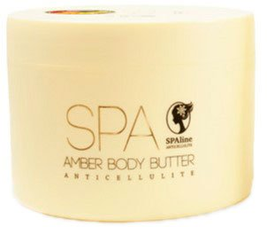 Моделирующее масло для тела Lambre Amber Body Butter Coconut & Tropical Fruit 200 мл (3760106027154)