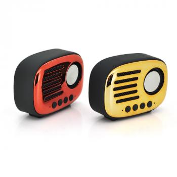 Колонка A4 Bluetooth 4.1 до 10m, 1х5W, 4Ω, 600mAh, ≥90dB, TF card / USB, DC 5V