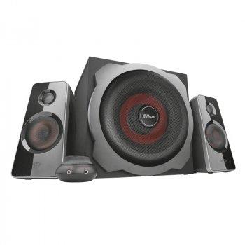 Акустична система Trust 2.1 GXT 38 Tytan Ultimate Bass Speaker Set BLACK