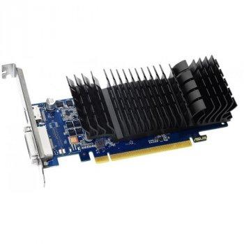 Відеокарта Asus GeForce GT 1030 2GB GDDR5 (64bit) (1228/6008) (DVI, HDMI) (GT1030-SL-2G-BRK)