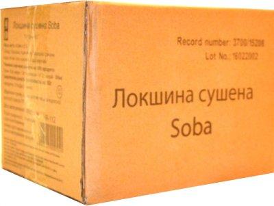 Локшина гречана JS Soba 4.54 кг (4996445000551)