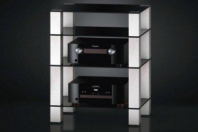 Стійка під hi-fi компоненти Sonorous RX 5040-B-INX