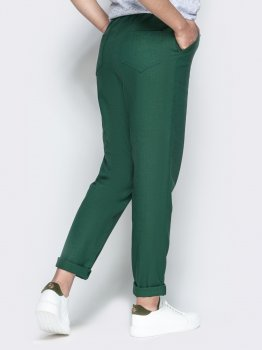 Брюки Dressa 21856 Зеленые