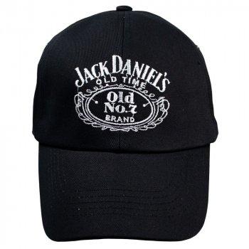 Бейсболка Talisman JACK DANIELS Черный (RB013)