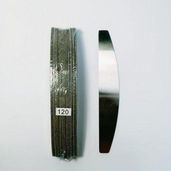 Металева пилка з змінними файлами-абразивами 120 грит 50шт