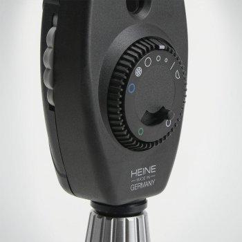 Офтальмоскоп Heine Вета 200S прямой рукоятка с акумулятором Beta 4 NT зарядное устройство NT4