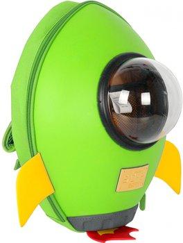 Рюкзак Supercute Ракета Зеленый (SF038 b) (6970093411837)