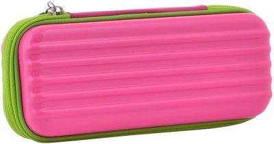 Пенал твердый Yes 3D Oxford ОX5596 розовый 21х9.5х5 (531998)