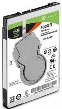 Жорсткий диск (HDD) Seagate FireCuda 5400rpm 128MB (ST500LX025) (ST500LX025)