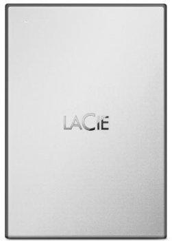 """Жорсткий диск (HDD) LaCie 2.5"""" 2TB (STHY2000800)"""