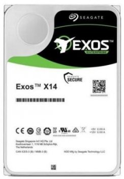 "Жорсткий диск (HDD) Seagate 3,5"" 6TB SAS 512 MB 7200 rpm Exos 7E8 (ST6000NM029A)"