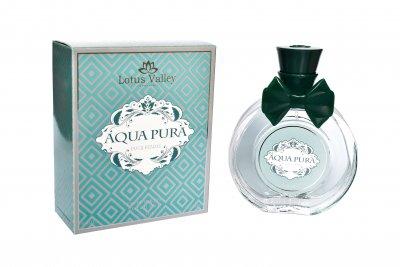 Туалетная вода для женщин Lotus Valley Aqua Pura 100 мл (MM32129)