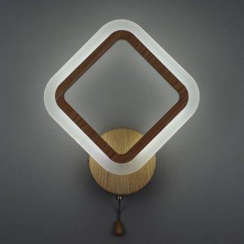 Бра 4light 2400/1 Wood LED 18W