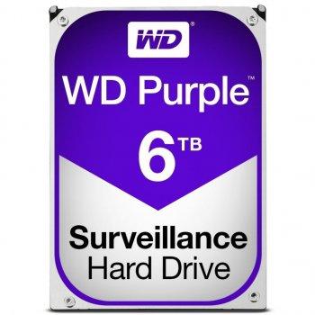 "Жорстку диск 3.5"" 6TB Western Digital (WD60PURZ)"