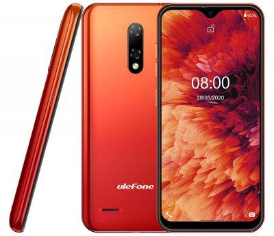 Мобільний телефон Ulefone Note 8P 2/16 GB Amber Sunrise (6937748733553)