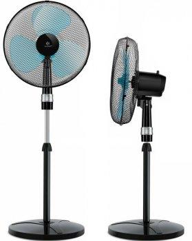 Напольный вентилятор Kesser KE-15326 Черный