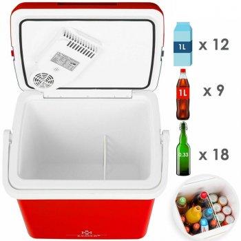 Автохолодильник Kesser KE-14439 Червоний