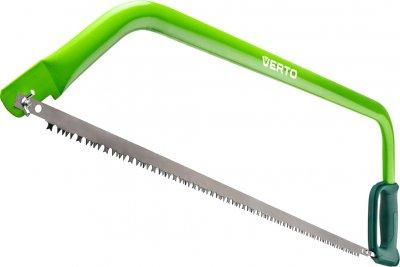 Пила лучковая Verto 76 см (15G155)